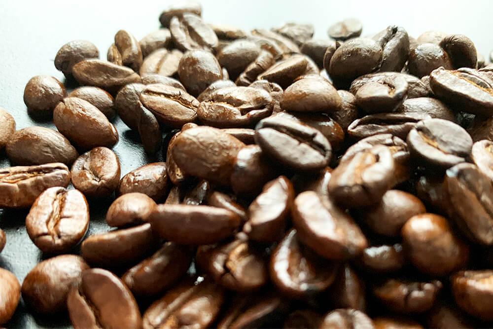 自然栽培コーヒー
